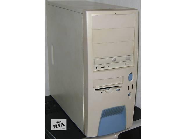 купить бу Компьютер AM3 двухъядерный 3.0 GHz, 1 ГБ, 600W в Киеве