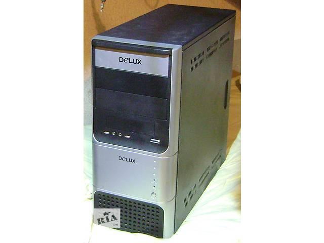 купить бу Компьютер четырёхядерный Phenom II X4 920, ОЗУ 2 ГБ, 550W в Киеве