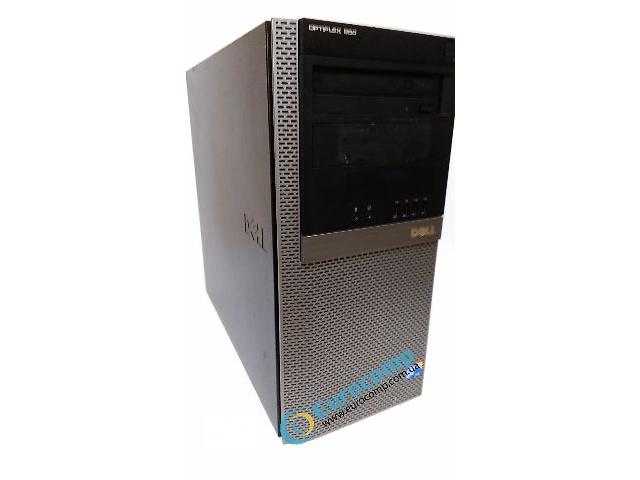 продам Компьютер DELL Optiplex 960 Intel Core 2 Duo E8600 ( 6М кэш 2x3,3Ghz) для дома, ПК для работы и даже для танков :) бу в Днепре (Днепропетровск)