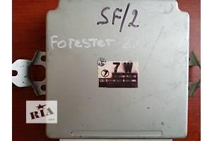 б/в бортові комп'ютери Subaru Forester