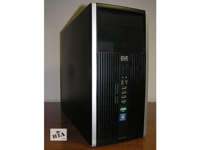 бу Компьютер HP Compaq 6005 Pro AMD Athlon IIx2 B22 2,8Ghz 4Gb 250Gb ATI в Киеве