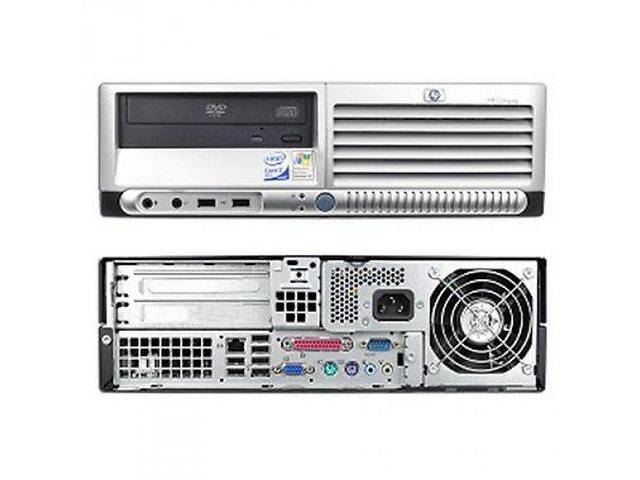 Core 2 due e6300 1833@2800 2 x 1gb ddr2 633mhz ram 250gb seagate hdd hd2600pro dvd rw 17