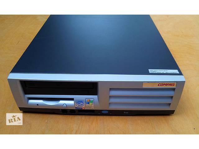 Компьютер HP Compaq Evo D500 Small Form Factor- объявление о продаже  в Запорожье