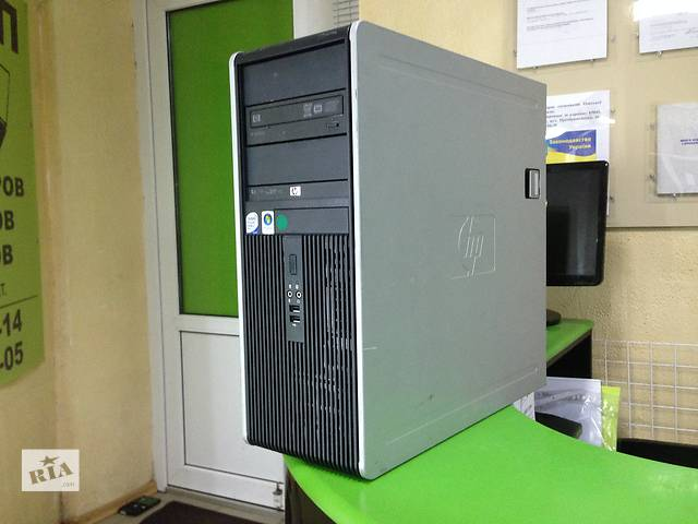 продам Компьютер HP dc7900. Intel Core 2 Duo E8400 / 2Gb DDR2 /80Gb HDD бу в Одессе