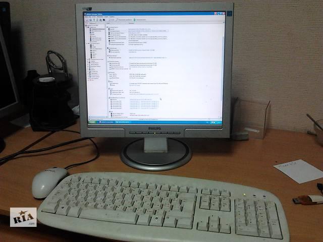 бу Компьютер Intel Celeron/1ГБ/80ГБ+монитор  в Киеве