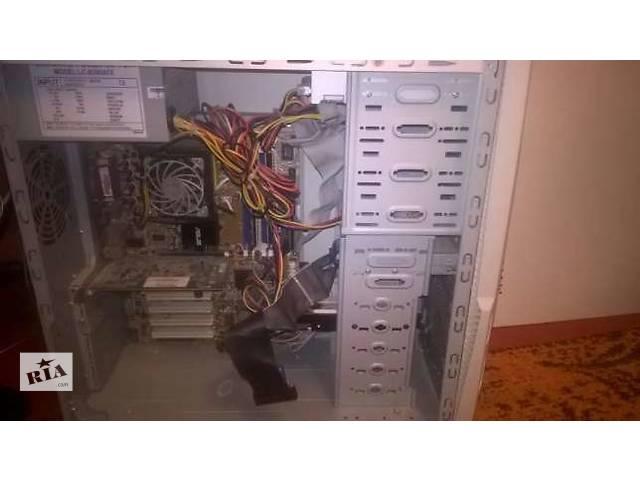бу Компьютер Intel Celeron mPGA 2.4GHz с монитором Samsung SyncMaster в Вараше (Кузнецовске)