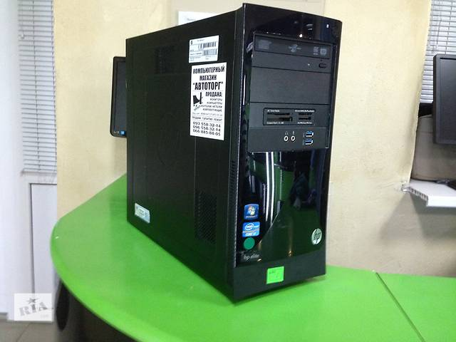 продам Компьютер на Intel Core i7-2600 / 8-потоковый процессор !!! бу в Одессе