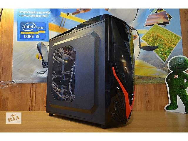 продам Компьютер РЕГАРД NIGHTHAWK 9000 i3- ГГц+GTX 750 Ti 2GB бу в Харькове
