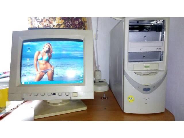 компьютер с монитором в отличном состоянии ...- объявление о продаже  в Киеве