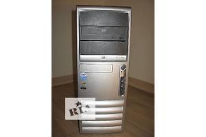 Компьютер, системный блок (Hewlett Packard) HP Compaq dc7600 (Pentium D 945 3,4 ГГц 2 ядра), DVD-ROM,