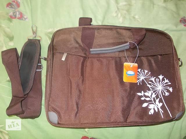 Компьютерная сумка (новая)- объявление о продаже  в Харькове
