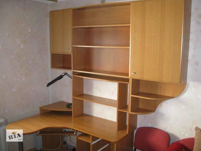Компьютерный столик со стенкой - мебель в украине на ria.com.