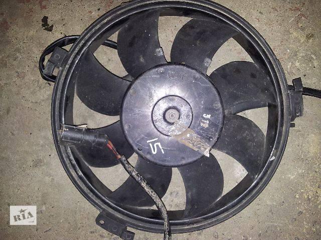 купить бу Кондиционер, обогреватель, вентиляция Вентилятор рад кондиционера Легковой Audi A6 8D0 959 455 R в Львове