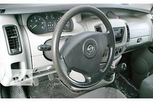 Воздуховоды обдува стекла Opel Vivaro груз.