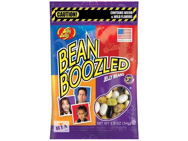 Конфеты Бин Бузлд Bean Boozled Jelly Belly в пакетике- объявление о продаже  в Харькове