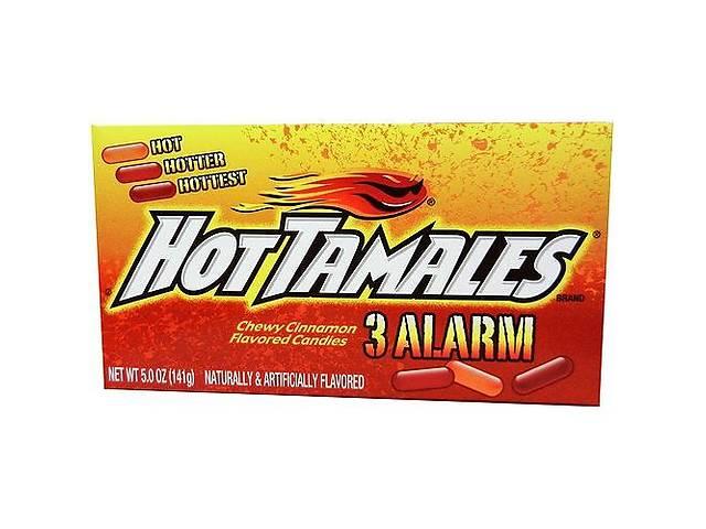 Конфеты HotTamales 3 Alarm- объявление о продаже  в Харькове