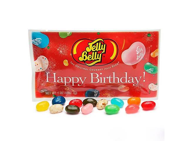 купить бу Конфеты Jelly Belly Happy Birthday в Харькове