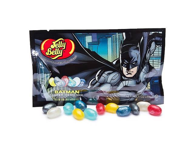 Конфеты Jelly Belly Super Hero Mix Бетмен- объявление о продаже  в Харькове