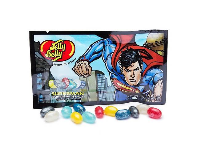 бу Конфеты Jelly Belly Super Hero Mix Супермен в Харькове