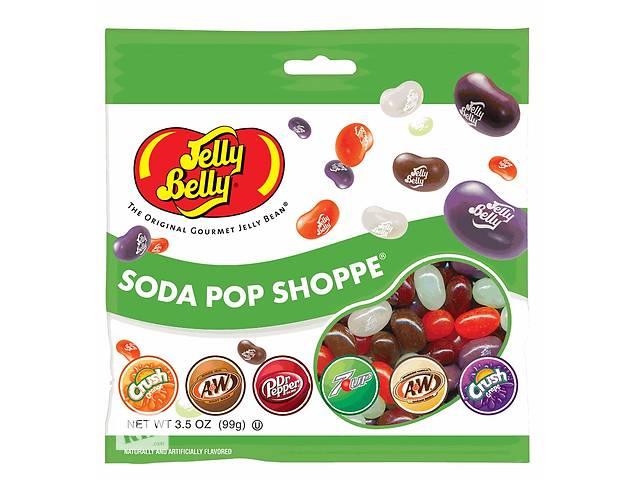 продам Конфеты JellyBellySodaPopShoppe со вкусом газированных напитков бу  в Украине