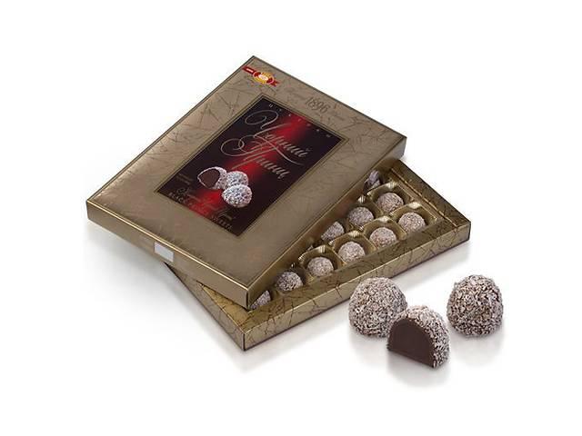 Конфеты шоколадные «Черный принц»- объявление о продаже   в Украине