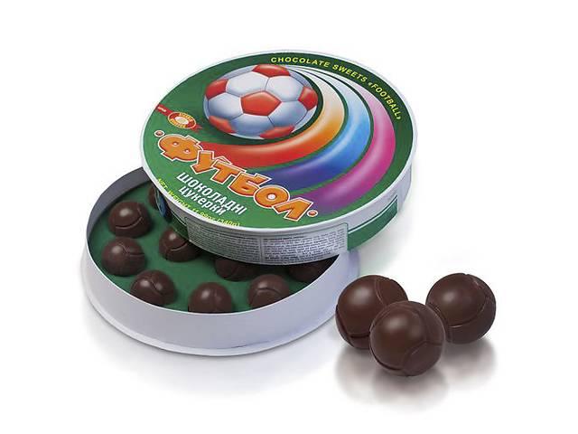 бу Конфеты шоколадные «Футбол»  в Украине
