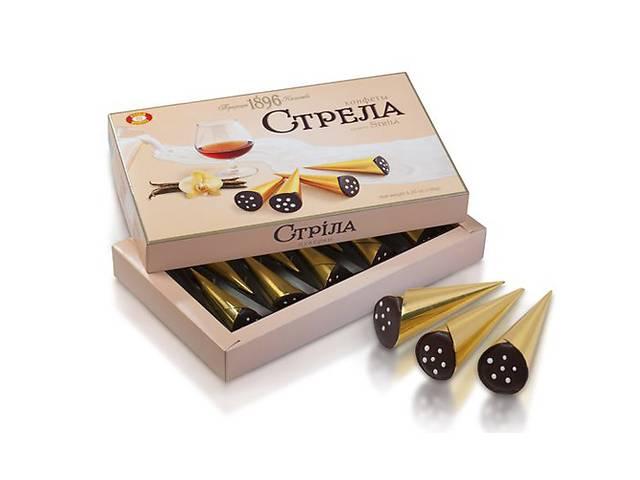 продам Конфеты шоколадные «Стрела» бу  в Украине
