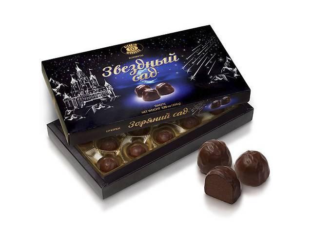бу Конфеты шоколадные «Звёздный сад»  в Украине