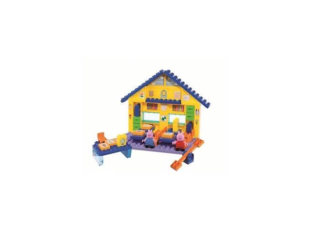 бу Конструктор школа Peppa Pig (детские игрушки) в Симферополе