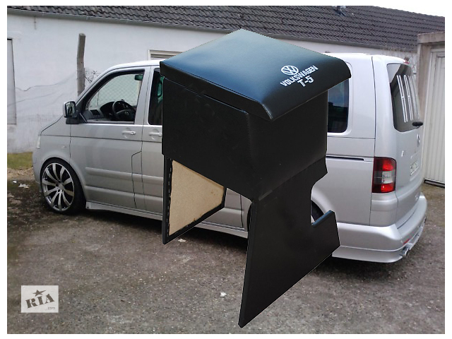 продам Конструкция подлокотника для Volkswagen Т-5 подарит вам комфорт и вашим рукам при долгих поездках. бу в Запорожье