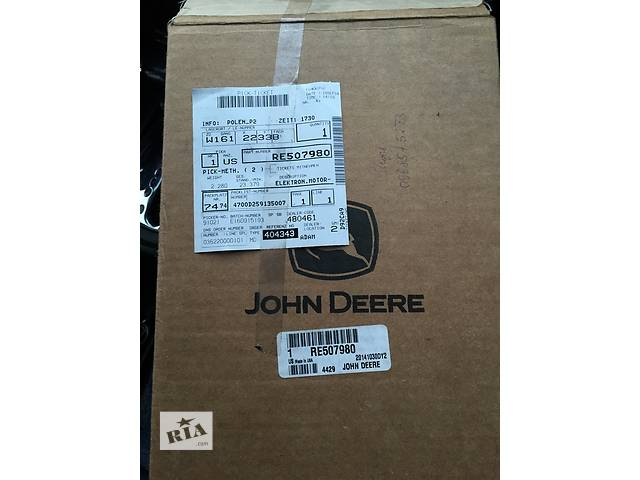 продам Контролер мотора (RE507980) John Deere 9880i бу в Ивано-Франковске