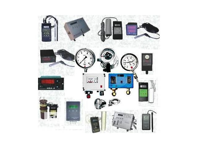купить бу Контрольно-измерительные приборы и лабораторная посуда  в Украине