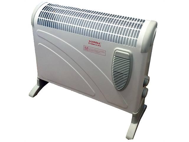 купить бу Конвектор Luxell LX-2910 со встроенным вентилятором (обогреватель) в Харькове