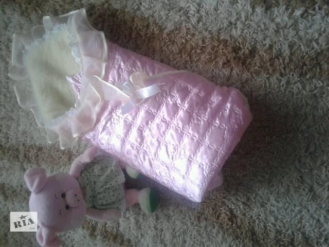 бу конверт одеяльце в Львове