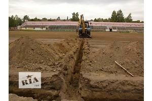 Демонтаж и земляные работы