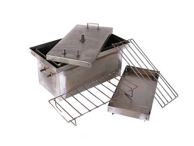 бу Коптильня для горячего копчения от производителя в Харькове