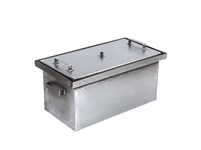 бу Коптильня горячего копчения не окрашена,2 мм сталь,550*300*280 мм в Днепре (Днепропетровске)