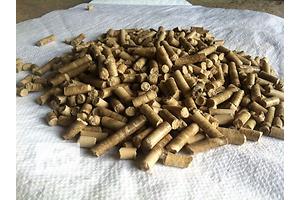 Корм рисовый гранулированный - Мучка рисовая гранулированная
