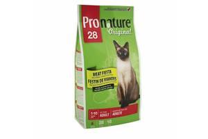 Сухие корма для кошек PRONature