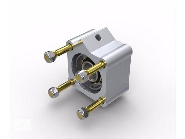 бу Коробка отбора мощности КОМ PTO ZF-1 Aliminium Single gear в Киеве