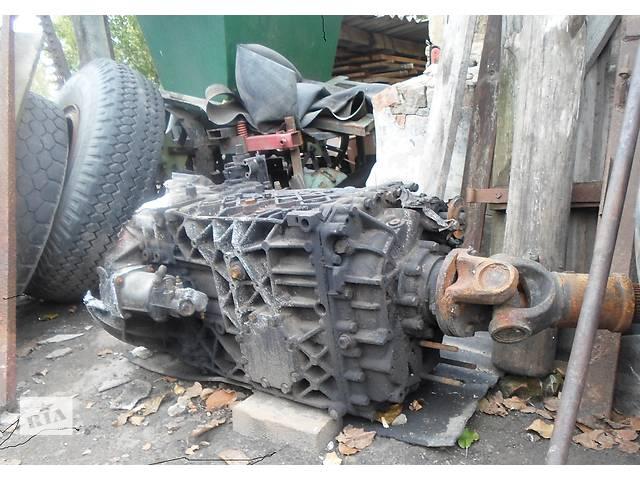 продам Коробка передач ZF16 без ретарды на автомобиль МАН, ДАФ, ИВЕКО, РЕНО бу в Сумах