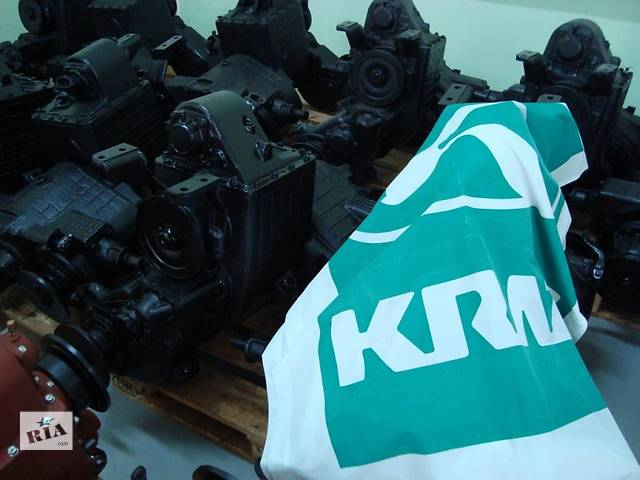 бу Коробка раздаточная в сборе КрАЗ 255 в Кременчуге