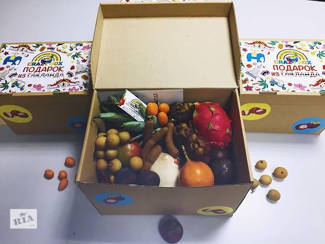 Коробка с экзотическими фруктами CrazyBox Premium Big- объявление о продаже  в Киеве