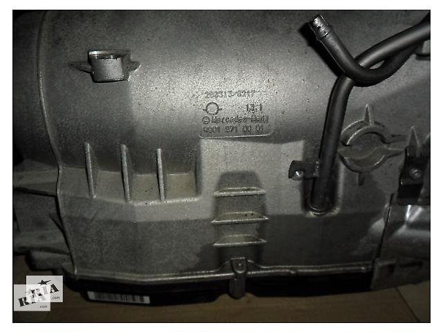 бу Коробка передач автомат  Мерседес Вито 639 (642 двигатель 2.2 cdi) в Черновцах