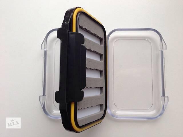 купить бу Коробочка для снастей - Wetfly Clear-Sided Waterproof Fly Box из США в Борисполе