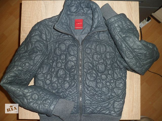продам Короткая серая куртка Vero Moda бу в Киеве