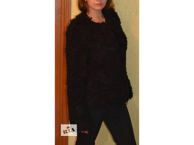 купить бу Короткая стильная шуба в Киеве