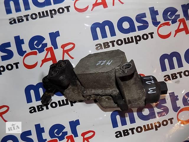 бу Корпус масляного +  Теплообменник (масляный охладитель) Renault Master Рено Мастер Opel Movano 2,5 2003-2010. в Ровно