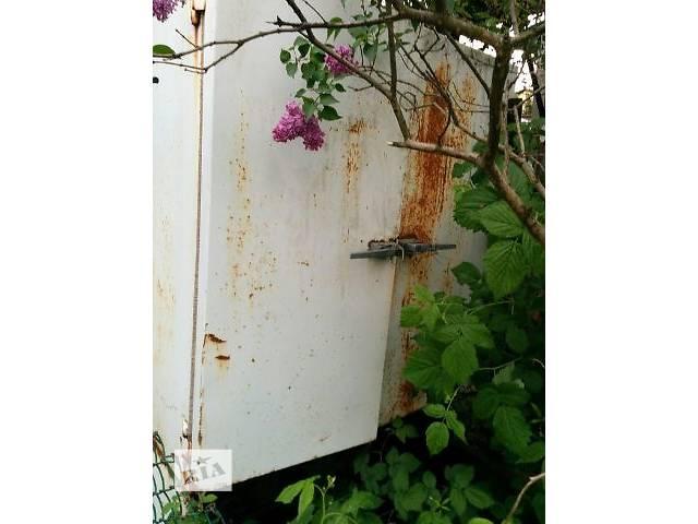 продам Корпус промышленного холодильника для коптильни, сушки. бу в Тернополе
