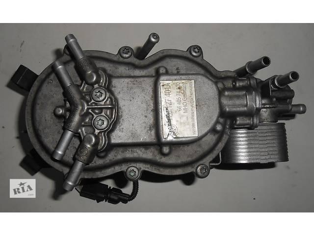 купить бу  Корпус топливного фильтра Volkswagen Touareg (Туарег) 5.0 TDi 2003-2005г. в Ровно